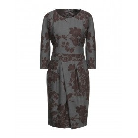 ETRO Womens Knee-length dress Grey Hot Products 15106482WK