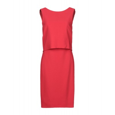 GIVENCHY Womens Knee-length dress Red 34933844ML