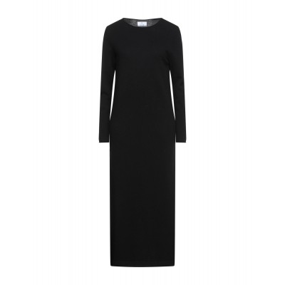 ALLUDE Womens Long dress Black 15116409NF