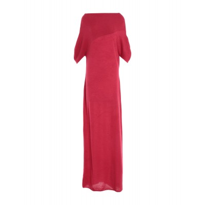 BEN TAVERNITI™ UNRAVEL PROJECT Womens Long dress Red 34950418WH