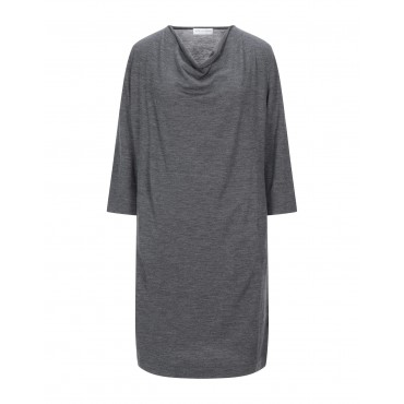 LE TRICOT PERUGIA Womens Short dress Lead Hot Products 15047468JO