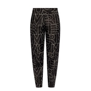 Dolce & Gabbana Womens Patterned trousers New F20982A60200 539Z9-990