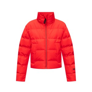 Dolce & Gabbana Womens Quilted jacket  GM1835 0-SCARLET