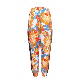 Dolce & Gabbana Womens Trousers with logo high quality GN3358 0-MULTCO