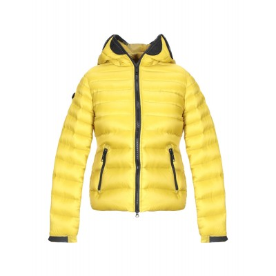 AI RIDERS ON THE STORM Womens Down jacket Yellow inexpensive 41879538QL