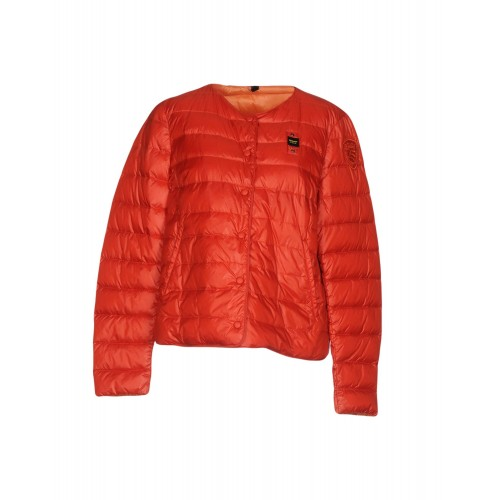 BLAUER Womens Down jacket Red 41710884FH
