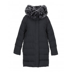 SILVIAN HEACH Womens Down jacket Black Hot Products 41890167OW