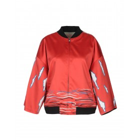 OPENING CEREMONY Womens Bomber Coral on clearance 12243652EM