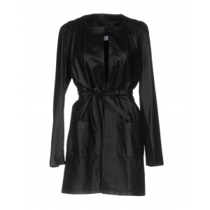 KAOS Womens Belted coats Black on clearance 41719945FN