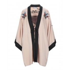 REDValentino Womens Full-length jacket Pale pink New look 41945307EL