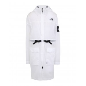 THE NORTH FACE Womens W BLACK BOX WIND JKT White Cheap 16031165PW