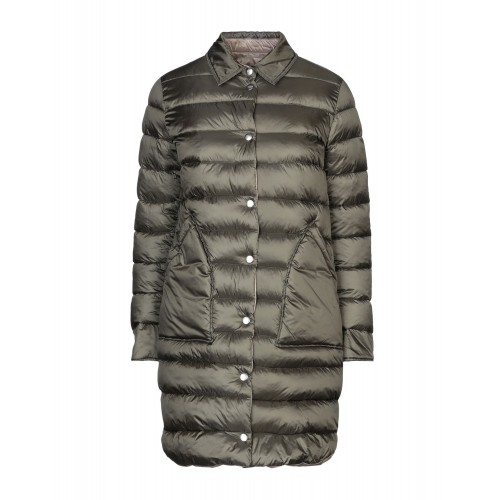 313 TRE UNO TRE Womens Synthetic padding Military green for sale 41957568RO