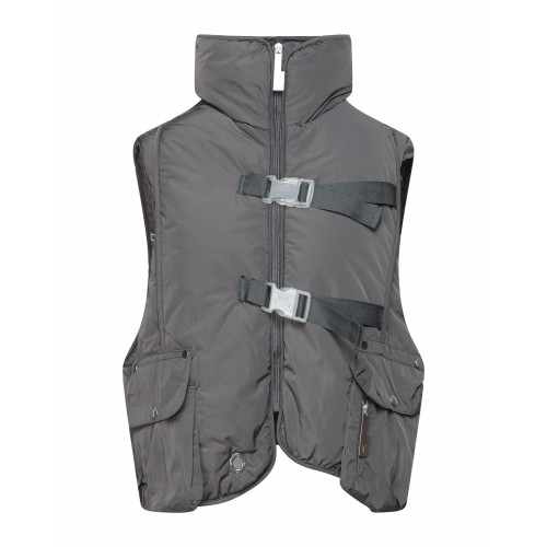 A-COLD-WALL* Womens Synthetic padding Grey designer brands 16017063VJ