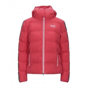 EA7 Womens Synthetic padding Red online shopping 41994290MP