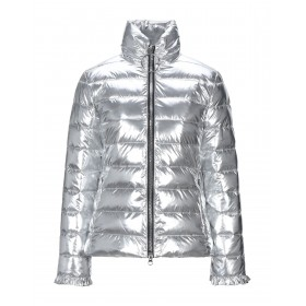GAëLLE Paris Womens Synthetic padding Silver for sale 41968469VJ