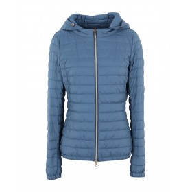 HERNO Womens Synthetic padding Pastel blue sale 16003339EN