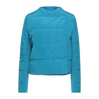 LIVIANA CONTI Womens Synthetic padding Azure in store 41993871JS