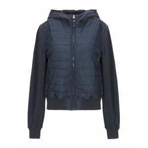 PARAJUMPERS Womens Synthetic padding Dark blue online boutique 41937503CB