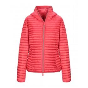 SAVE THE DUCK Womens Synthetic padding Red New 2021 41871139NP