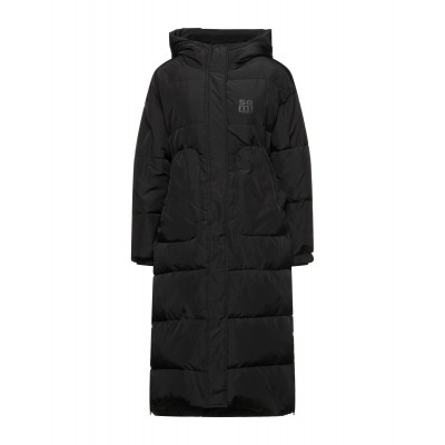 SEMICOUTURE Womens Synthetic padding Black cheap online 16019742WL