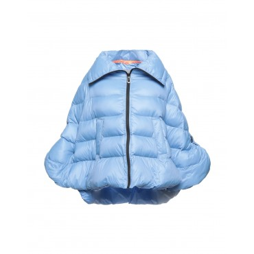 SUNS Womens Synthetic padding Sky blue new in 16016276PO